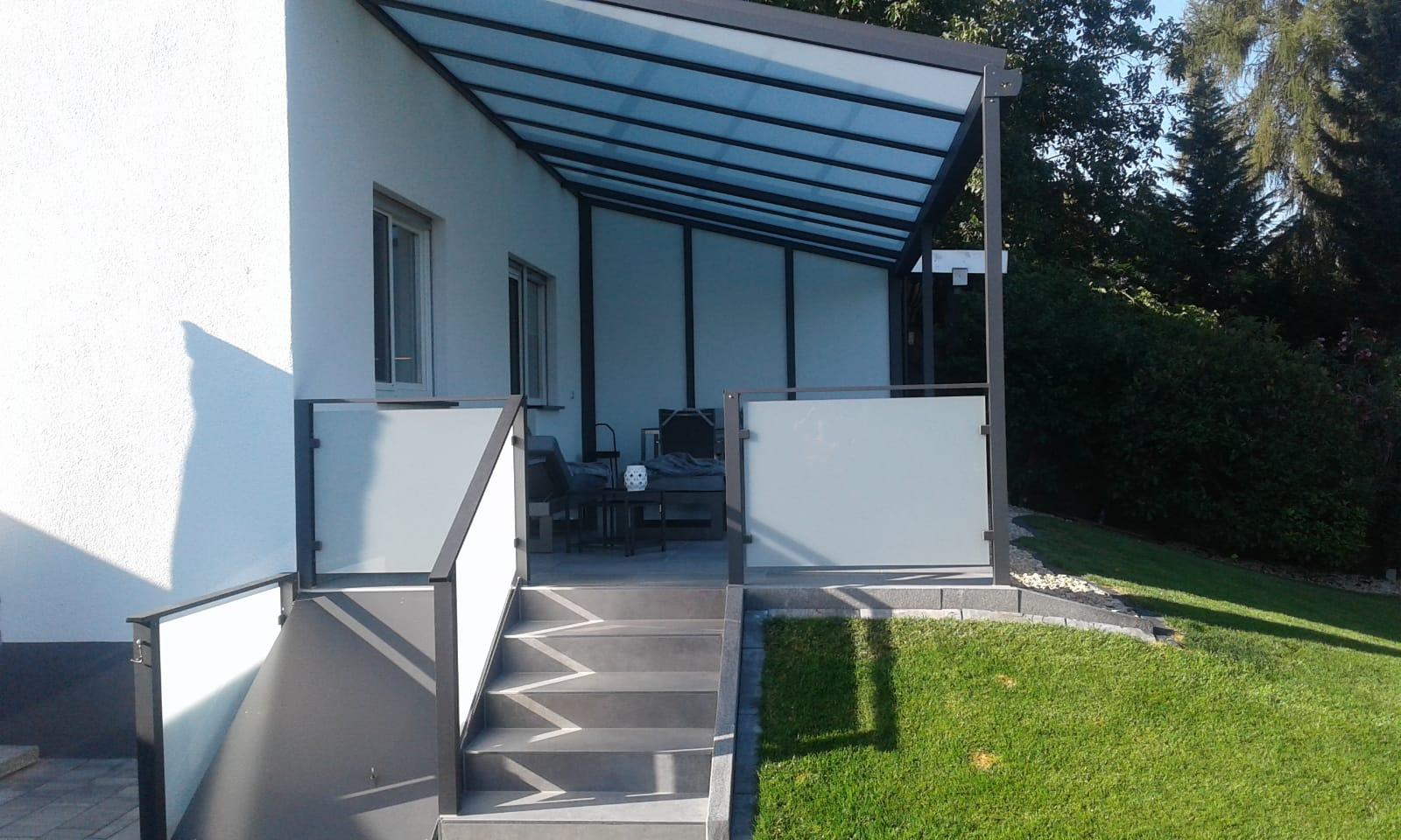 Terrassenüberdachung